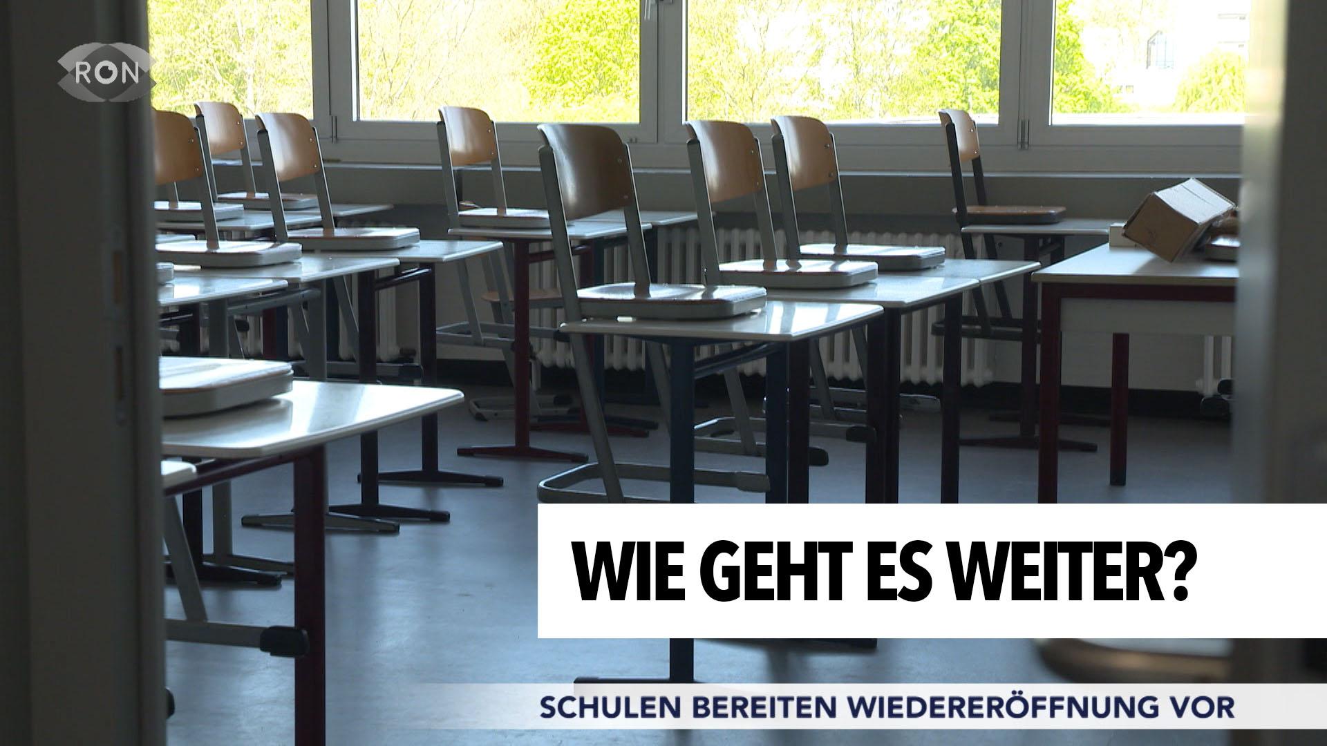 Schulen öffnen