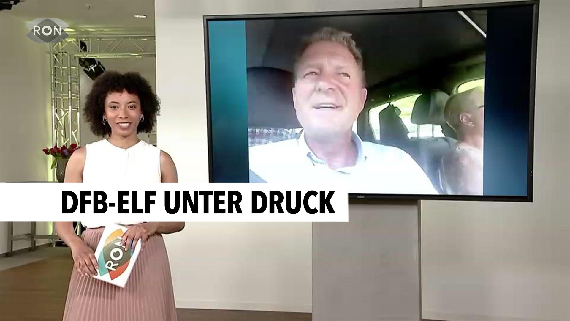 Wie geht Deutschland in den Portugal-Showdown? - RON TV